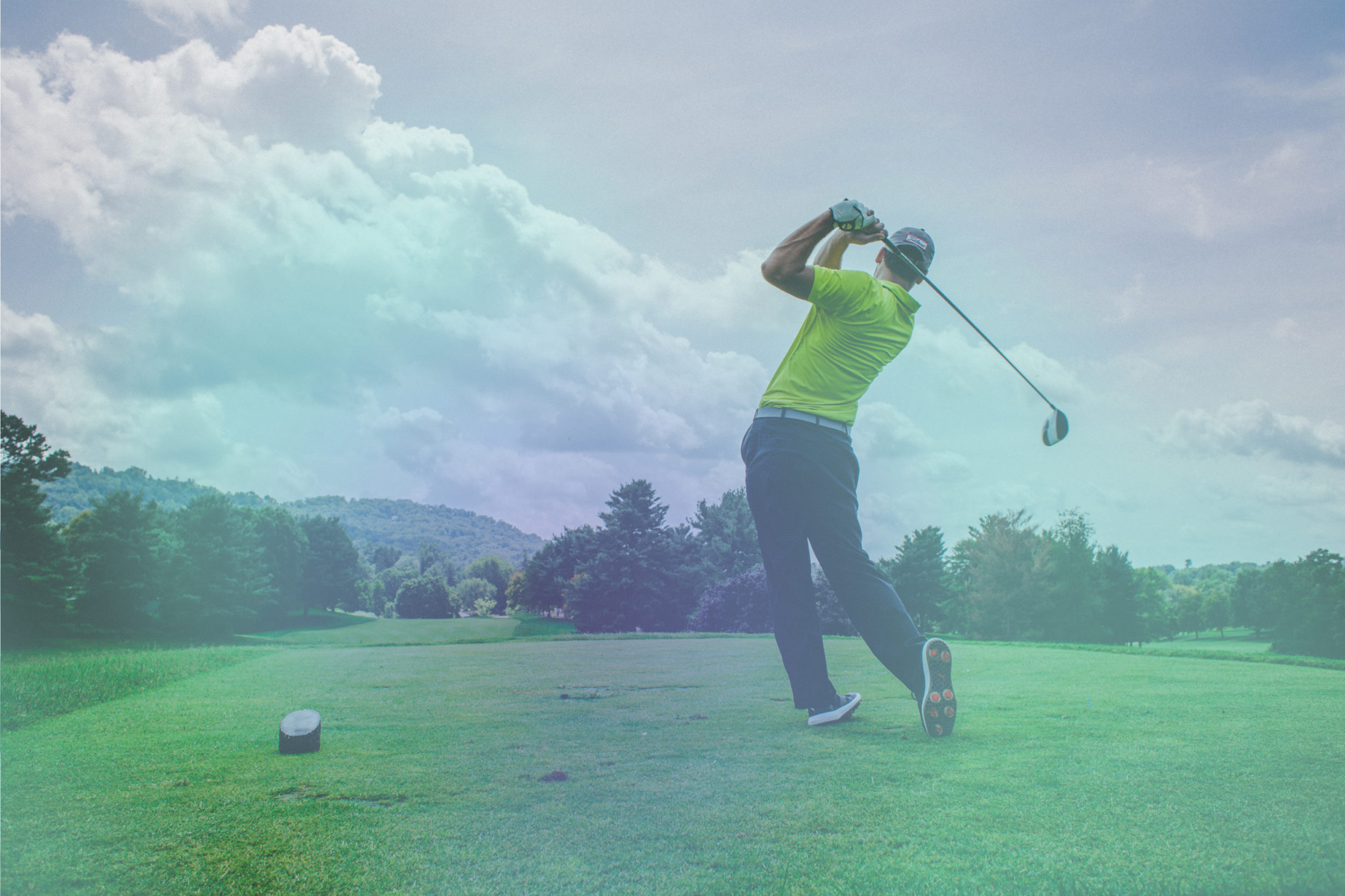 Infocient Teamevent Golfen