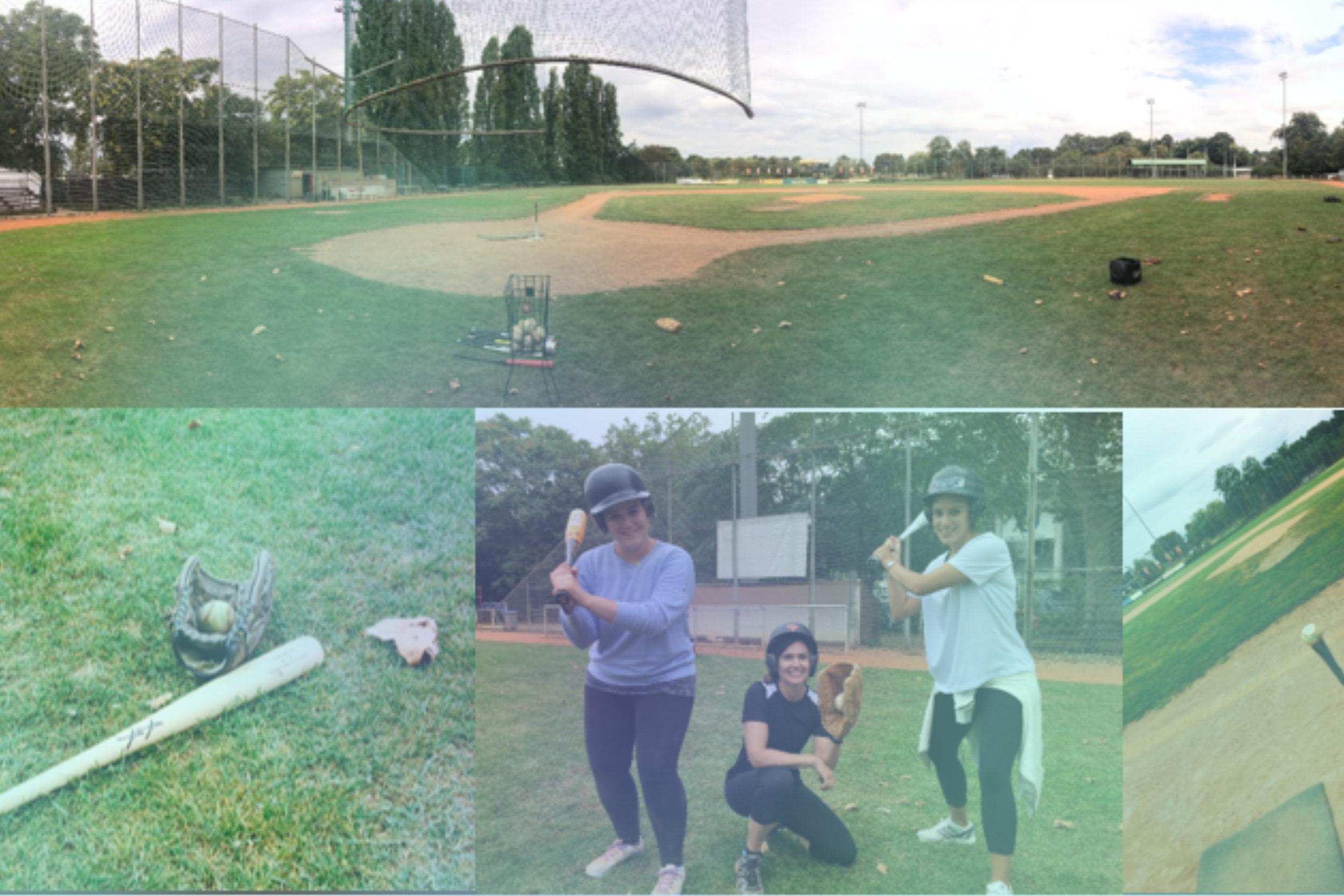 Teamevent 2016 Baseball