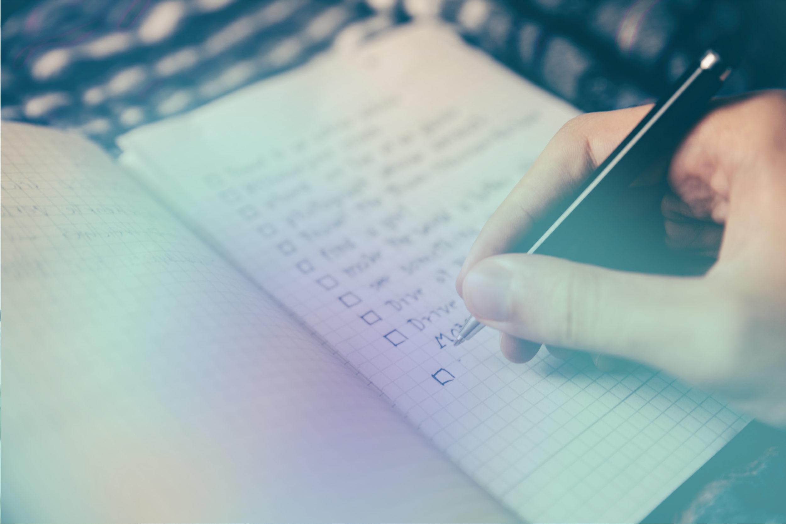 Tipps und Tricks für die Abschlussarbeit - Prokrastination vermeiden