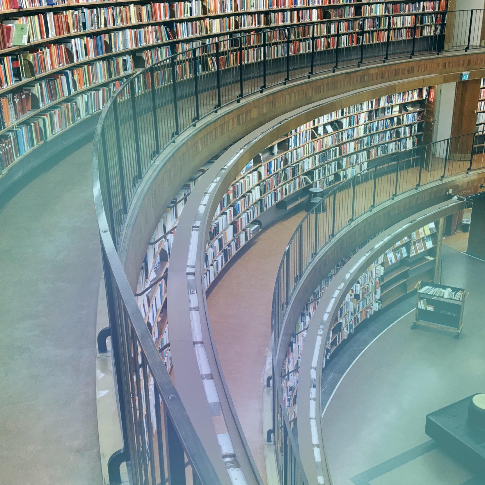 SAP Planungstools Bild aus einer Bibliothek