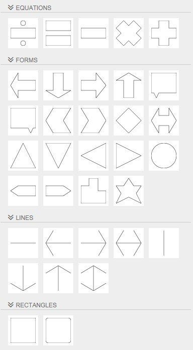 SAPLumira Shapes