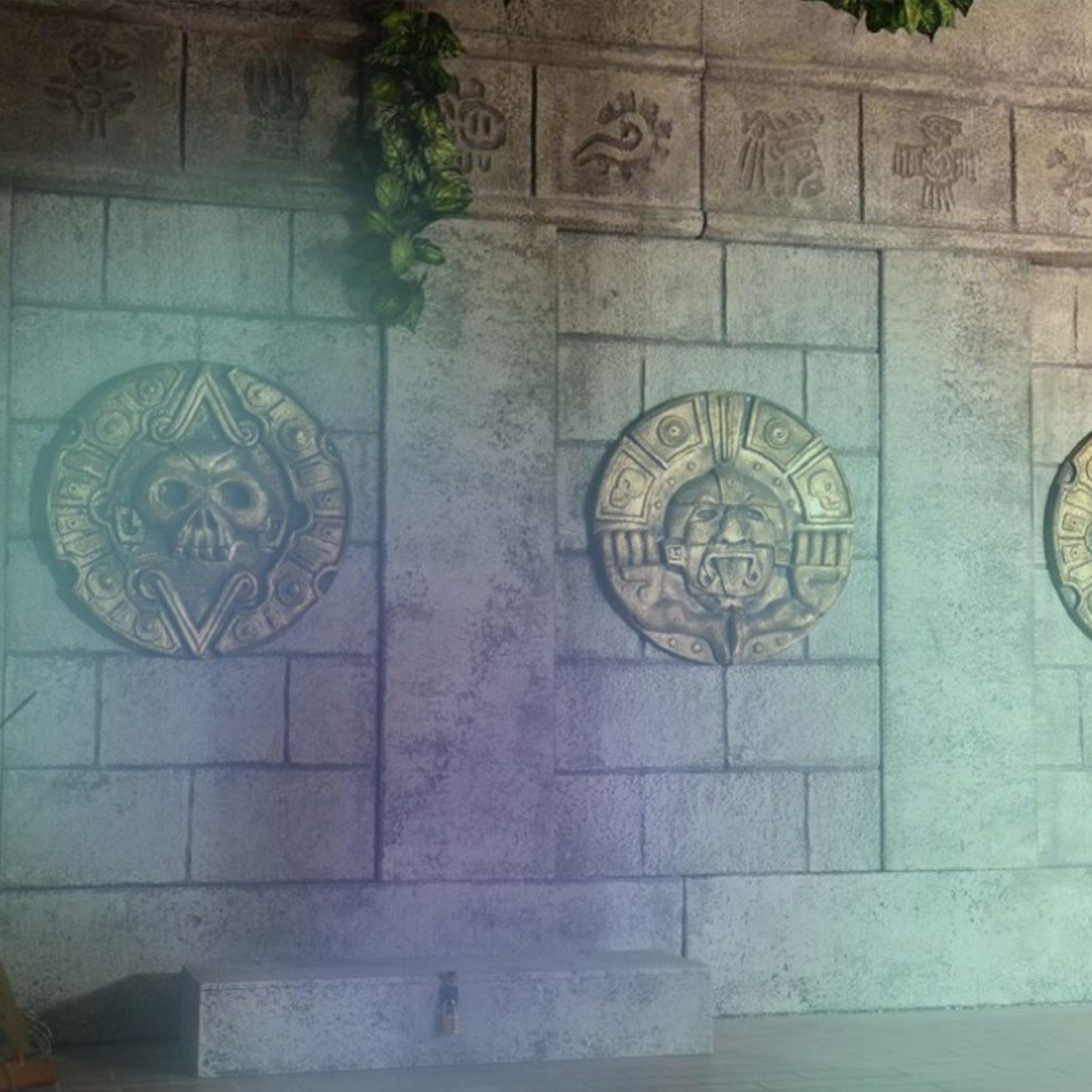 Escape Room Tempel der Azteken
