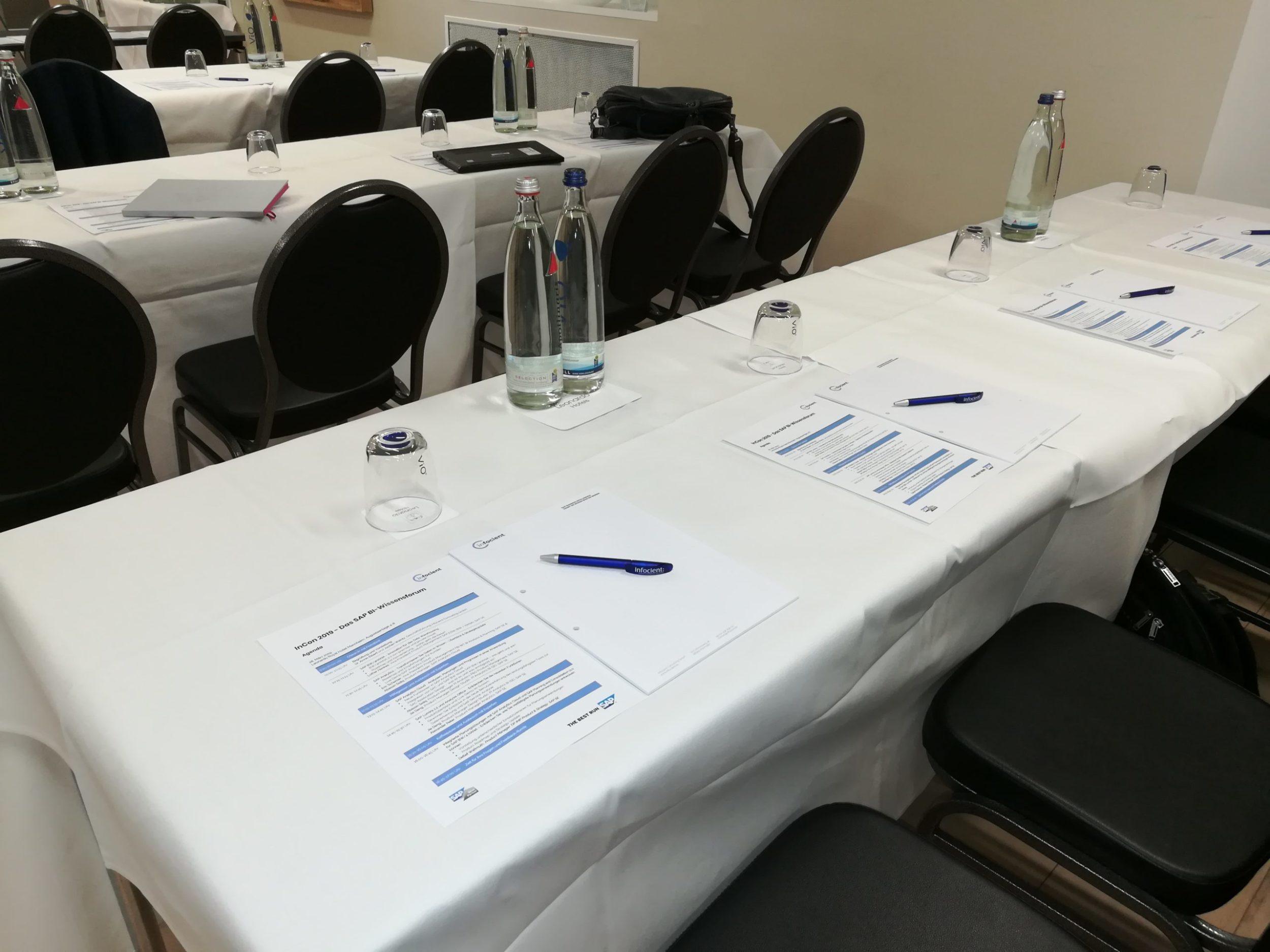 InCon 2019 Konferenzunterlagen
