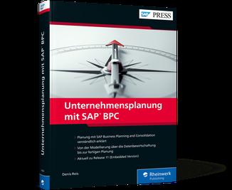 Buchtipp Unternehmensplanung mit SAP BPC