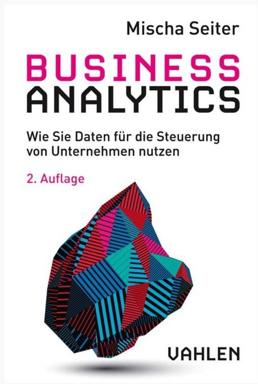 Buchcover Business Analytics