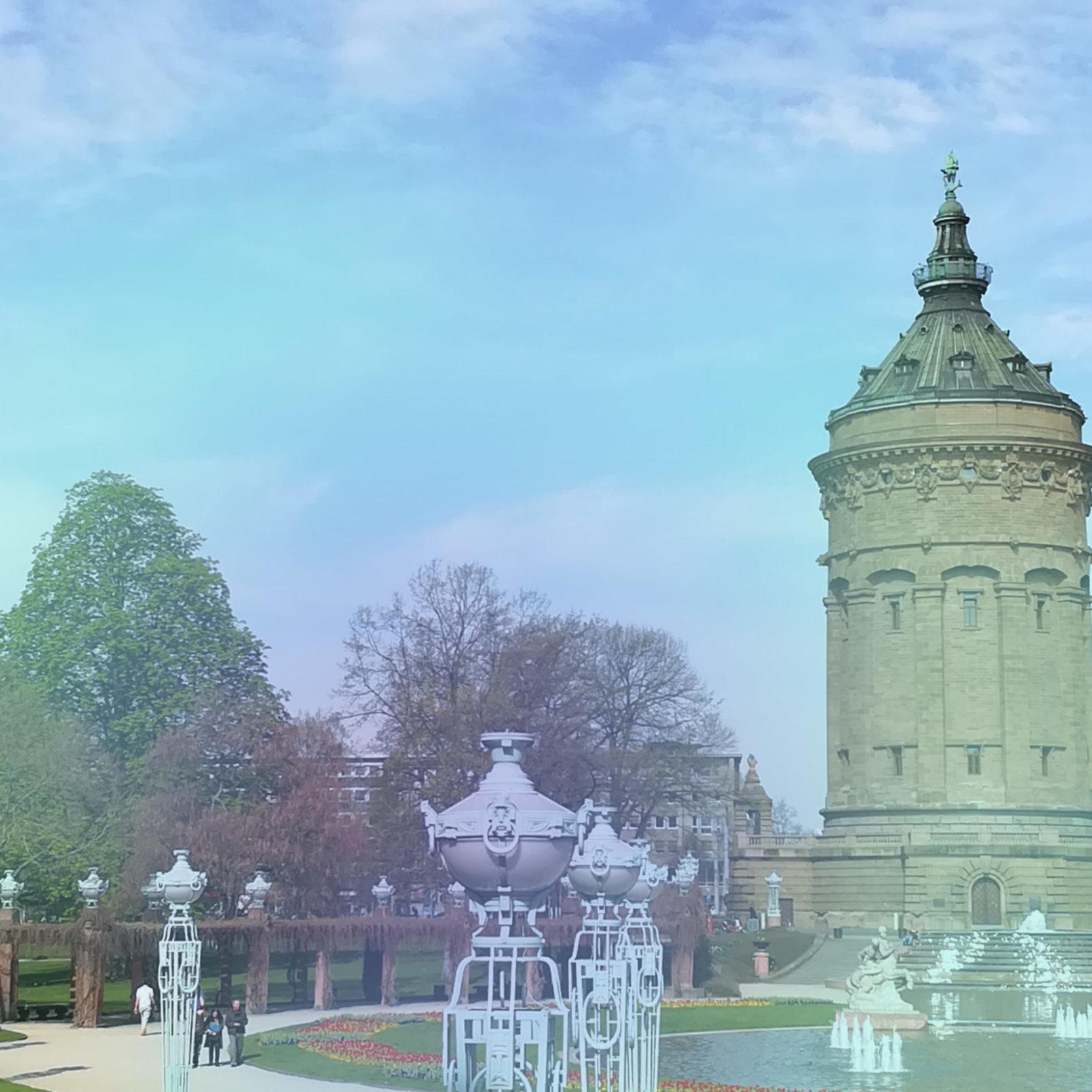 InCon 2020 Wasserturm in Mannheim