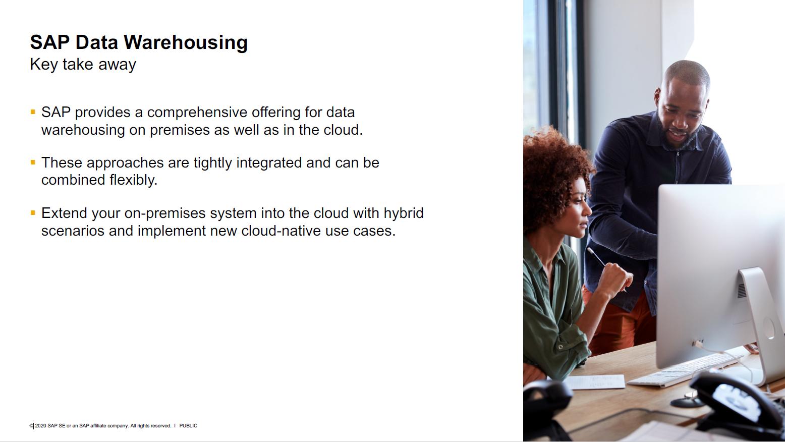 SAP Data Warehousing Zusammenfassung