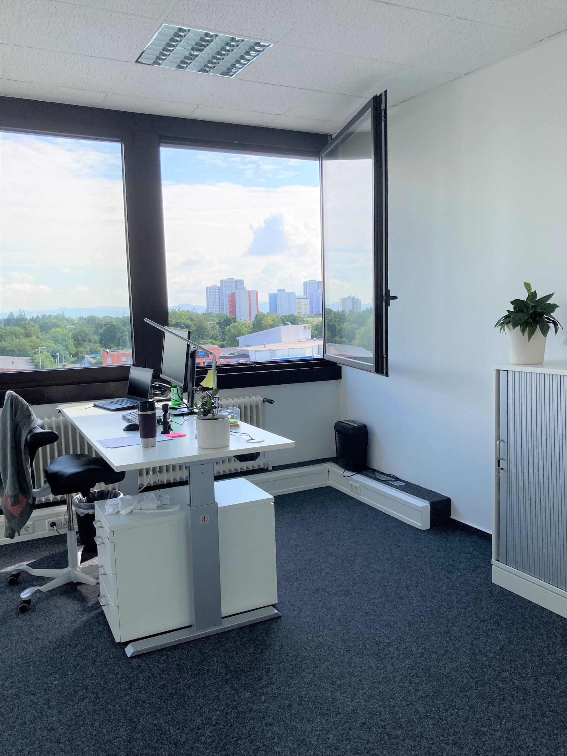 Büro Infocient Personalabteilung