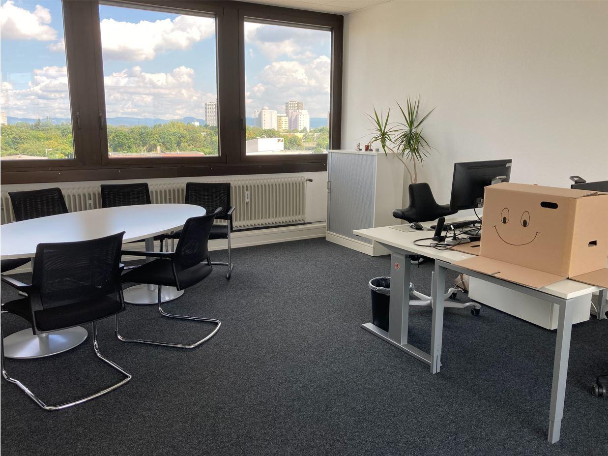 Infocient Büro links