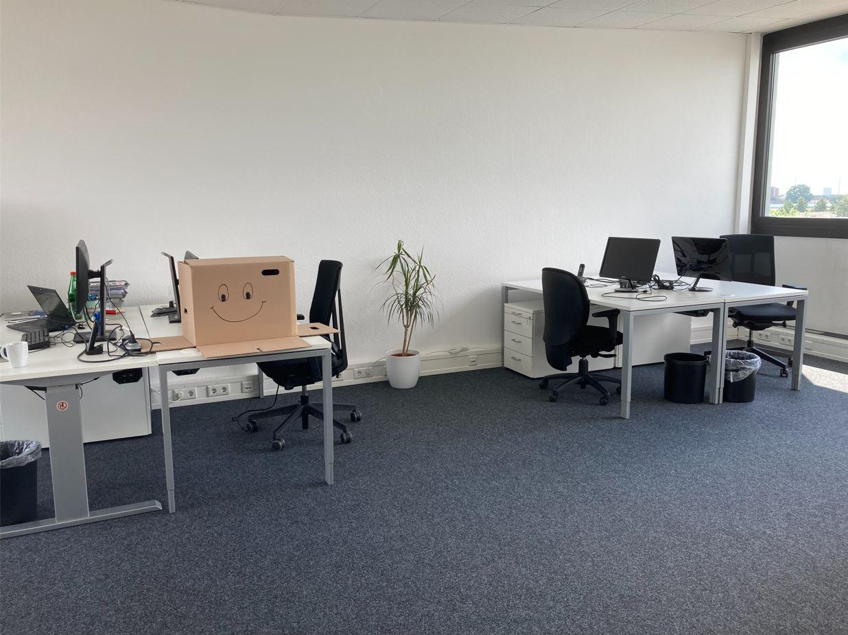 Infocient Büro Mitte